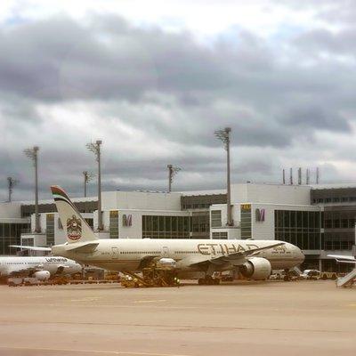 Noch immer in Betrieb: Flughafen Berlin Tegel (TXL)  Noch immer in B...
